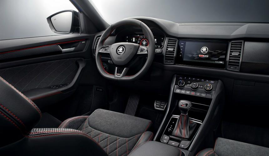 Дайджест дня: педальный Audi A4, Kodiaq RS изнутри и другие события автоиндустрии